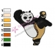 Kung Fu Panda Embroidery Design 11